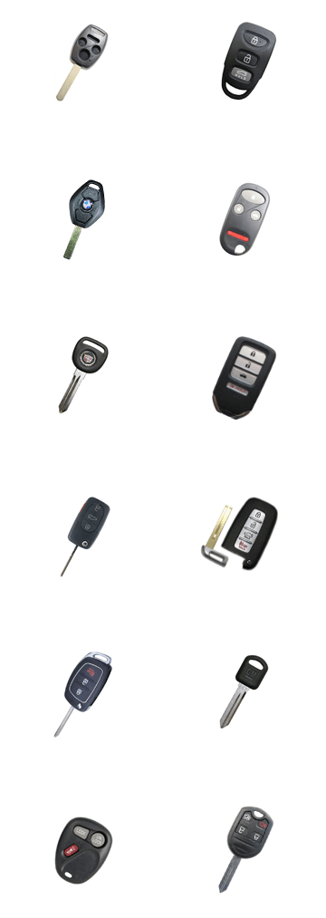 Mobile - Auto Locksmith Keys